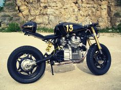 Amazing Honda CX500 Cafe Racer 2