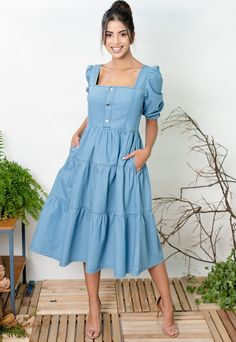 Bra Styles, Stylish Dresses, Frocks, Diana, Midi Skirt, Cute Outfits, One Piece, Fashion Outfits, Summer Dresses