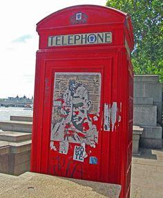 Victoria Embankment, London.