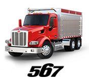 Model 579 Features & Specification | Peterbilt On Highway Trucks | Peterbilt Motors Company