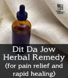 """A few years ago, our whole family started taking Jujutsu. We all enjoy it, but the rolls, throws and climbing aspects come more easily to the kids!   After one class that left us particularly sore, the Sensei (teacher) shared a traditional herbal remedy that has been used in Asian countries for pain relief and rapid healing for years. It is called Dit Da Jow (literally translated """"hit wine medicine"""") and is essentially an herbal tincture that is packed with healing herbs."""