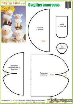 – Handmade piggy bank – Home Moms – Michi Dale Toys with patterns. – Handmade piggy bank – Home Moms Toys with patterns. – Handmade piggy bank – Home Moms Plushie Patterns, Animal Sewing Patterns, Felt Patterns, Craft Patterns, Sewing Stuffed Animals, Stuffed Animal Patterns, Sheep Crafts, Felt Crafts, Softies