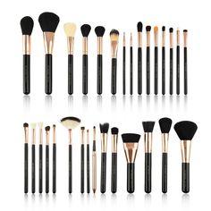 30 Pcs Brush Set with carry case