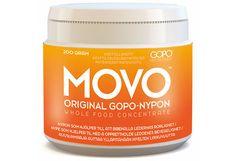 MOVO™ jauhe 200 g Ruusunmarjavalmiste ylläpitämään nivelten liikkuvuutta.
