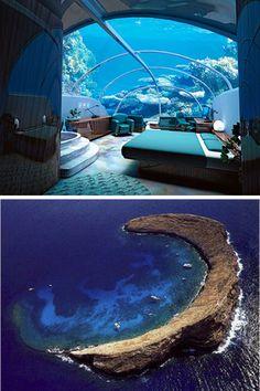 Poseidon Underwater Resort, Fiji