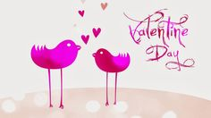 Love Birds Cards for Valentines Day ~ Best HD Desktop Wallpapers