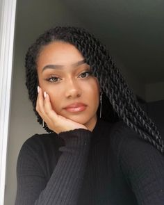 hairstyles to do with box braids senegalese twists hairstyles to do with box braids hairstyles to do with box braids long hair hairstyles to do with box braids poetic j. Senegalese Twist Hairstyles, Twist Braid Hairstyles, Braided Hairstyles For Black Women, Braids For Black Hair, Afro Hairstyles, Senegalese Twists, Female Hairstyles, Hairstyles 2018, Curly Hair Styles