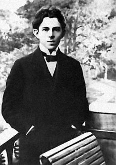Osip Emilyevich Mandelstam (1891–1938) Russian poet & essayist who lived in Russia during & after its revolution & the rise of the Soviet Union. He was one of the foremost members of the Acmeist school of poets. Mandelstam's poetry, acutely populist in spirit after the first Russian revolution in 1905, became closely associated with symbolist imagery. In 1911. He was arrested by Joseph Stalin's government during the repression of the 1930s & sent into internal exile with his wife Nadezhda.