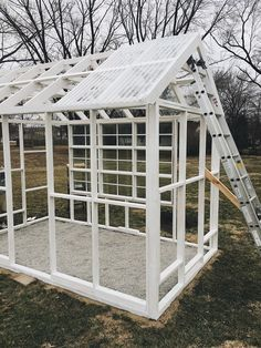 How to make the small greenhouse? There are some tempting seven basic steps to make the small greenhouse to beautify your garden. Diy Greenhouse Plans, Backyard Greenhouse, Greenhouse Growing, Small Greenhouse, Greenhouse Wedding, Homemade Greenhouse, Portable Greenhouse, Old Window Greenhouse, Greenhouse Interiors