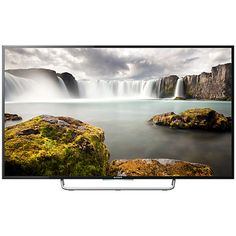 "Buy Sony Bravia KDL32W705C LED HD 1080p Smart TV, 32"" with Freeview HD and Built-In Wi-Fi Online at johnlewis.com"