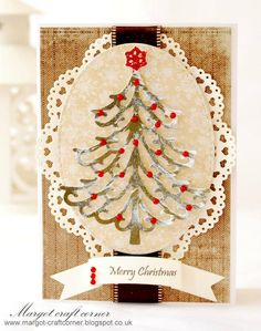 NEW RELEASE SHOWCASE DAY 3 from our Design Team! Card by Małgorzata Dudzińska featuring these Dies - Stitched Elements, Fancy Christmas Tree, Snowflake Banner, Folding Banners, Heart Doily Border :-)   Shop for our NEW products here - http://shop.lalalandcrafts.com/NEW_c16.htm.  More Design Team inspiration here - http://lalalandcrafts.blogspot.ie/2014/09/september-new-release-showcase.html