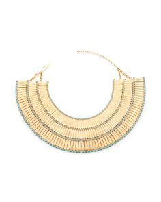 #globetrotting Collar Necklace £2455.00 Aurélie Bidermann at COUTURELAB