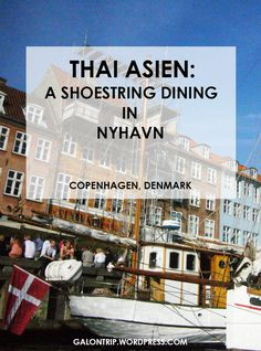 The first guest post contribution from DKLo, a food blogger based in Markham, Canada. I traveled together with him and we found an affordable eatery(with great taste!!) in the middle of tourist-oriented cafes and restaurants (aka expensive / tourist traps) in Nyhavn. Here's the review by DKLo based on what we ate there.