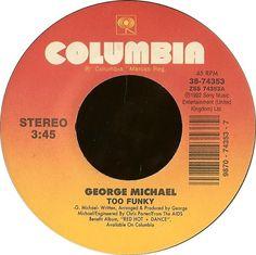 George Michael Too Funky