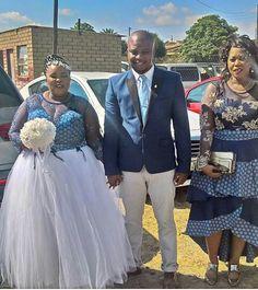 African Wedding Dress, African Print Dresses, African Print Fashion, African Wear, African Fashion Dresses, Ethnic Fashion, African Weddings, Traditional Wedding Dresses, Bridal Dresses
