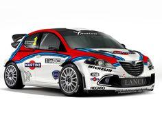 lancia Come back to Rally !  Lancia ipsilon 2015 WRC Fabulous