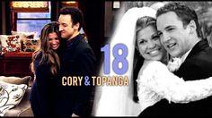"Cory + Topanga || ""When we were 18..."""