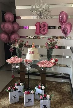 Throw the most spectacular milestone birthday and enter adulthood in style with these 7 perfect birthday party ideas! 18th Birthday Party Ideas For Girls, 18th Birthday Dress, 18th Party Ideas, Birthday Decorations At Home, 18th Birthday Decor, 18th Birthday Party Ideas Decoration, Birthday Celebration, Birthday Parties, 20 Birthday