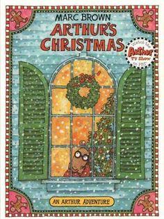 Arthur's Christmas (Arthur Adventure Series)