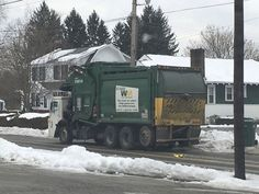 As hauler's contract wanes, so does trash collection. --- Arwood Waste to the rescue? Please!