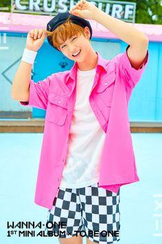 Wanna One's Lai Gwan Lin, Bae Jin Young, Lee Dae Hwi, and Ong Seong Wu are up next for teaser images Bae Jinyoung Produce 101, Guan Lin, Ong Seongwoo, Lee Daehwi, Produce 101 Season 2, Kim Jaehwan, Ha Sungwoon, Debut Album, Kpop Boy