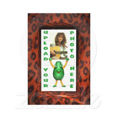 Burl wood illusion Wrapped Canvas photo frame Stretched Canvas Print from Zazzle.com