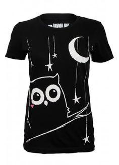 Akumu Ink Moon & Stars T-Shirt, £19.99