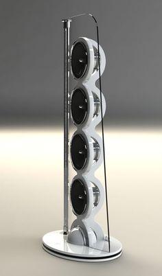 The SouSonic Impulse Supreme Loudspeaker in white – Made in Slovenia – Wood & Plexiglass Open Baffle Speakers, High End Speakers, Home Speakers, High End Audio, Audiophile Speakers, Stereo Amplifier, Hifi Audio, Hifi Stereo, Audio System