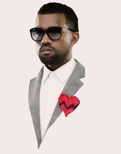 Kanye West x Polygon