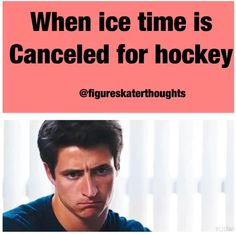 Funny ice figure skating meme
