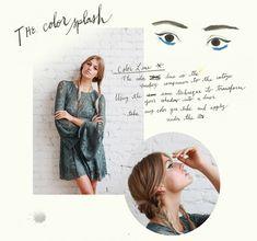 Beauty Tutorial: 4 Ways To Wear The Cat Eye | Free People Blog #freepeople