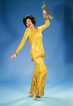 "Ann MIller in ""Mame"". The first Broadway show I ever saw in 1969."