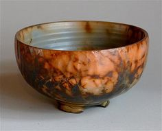 Shamai Gibsh, Tea Bowl, crafted at Harvard Ceramic Studio, 2013 Ceramic Studio, Chawan, Ceramic Pottery, Ceramic Art, Tea Bowls, Hand Made, Textures Patterns, Serving Bowls, Stoneware