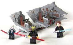 Lego. Star Wars: The Clone Wars. Ventress. Savage. Skywalker.