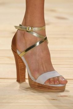 Zapatos de moda verano 2013
