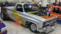 ClockWork Truck And Tractor Pull, Tractor Pulling, Rc Trucks, Chevy Trucks, Full Pull, Truck Pulls, Logging Equipment, Square Body, Hot Rides