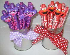 Abby Cadabby® & Elmo® Party Favors