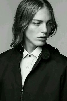Emil Andersson Guys with long hair Long Haired Guys /NowHeIsGotYou #AY