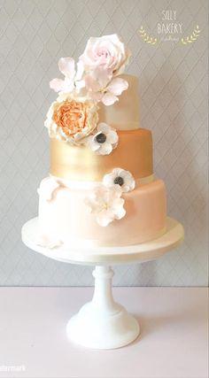 Weddingcake Silly Bakery Bakery Cakes, Diy Birthday, Wedding Cakes, Party, Desserts, Food, Wedding Gown Cakes, Tailgate Desserts, Deserts