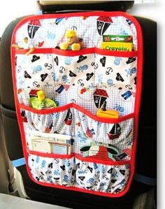 Back Seat Car Organizer for kids