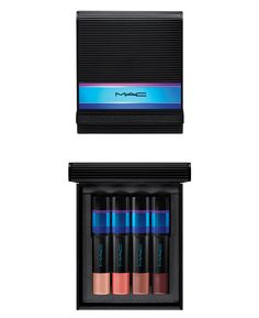 MAC Irresistibly Charming Collection for Holiday 2015 Lose yourself in the magic of the evening, where adventure and the seductiveness of midnight await. S