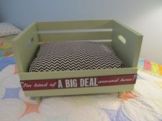 Image result for home made dog beds
