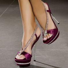 stunning - Louboutin #shoes I think