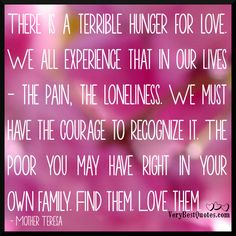 inspirations for living with pain mother Teresa | Mother Teresa Inspirational...