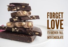 What chocolate to eat for whatever mood you're in! [From www.shesaidshesaid.co]