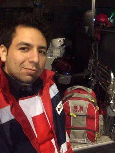 PRB3 Fire MERET se reporta lista para iniciar guardia en Cruz Roja Mexicana  #SoyEMS EMS Mexico | Equipando a los Profesionales