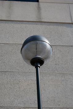 Modelo Park LED. Luminaria #iluminación vial #LED.
