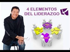 4 Elementos del LIDERAZGO Robert Kiyosaki en Lima - Perú