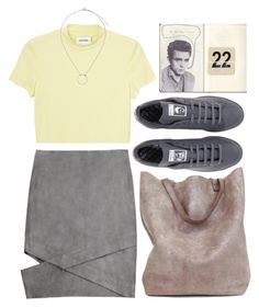 """""""Untitled #397"""" by raissa-cristabel ❤ liked on Polyvore featuring Monki, COS, adidas and H&M"""