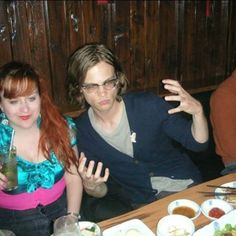 - [#matthewgraygubler #spencerreid #criminalminds]